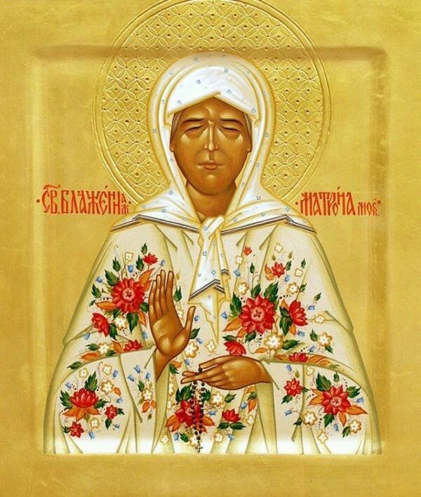 Икона и мощи Матроны Московской чудеса и легенды о них