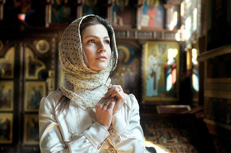 Молитва Матроне Московской о беременности и здоровье детей